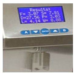 MIAS-30 Analizador de leche estándar 30 SEC