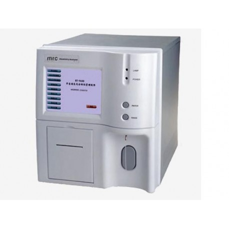 SACA-19600 Semi-Automatic Chemistry Medical Analyzer, Grating inside, Touch Screen and USB