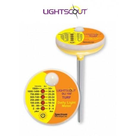 Medidor de Luz LightScout DLI 100
