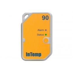 CX502 Registrador de Dados de Temperatura de 90 Dias para Uso Doméstico de Baixa Energia InTemp de Baixa Energia