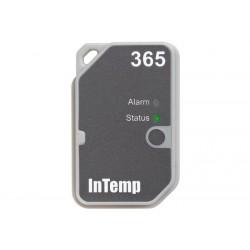CX503 Gravador de Dados de Temperatura de Uso Múltiplo InTemp Bluetooth de Baixa Energia 365 Dias