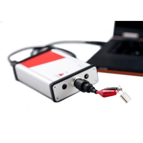 AO-16777k Analizador de Impedancia / Medidor LCR (16777 kHz)