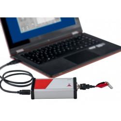 AO-2097k-33 Analisador de Impedância / Medidor LCR (2097 kHz) / (10μS a 100S) / (10mΩ a 100kΩ)