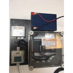 AO-003 Medidor Radón-CO2-T/HR con Data Logger