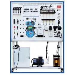 MSFSI 1 Simulador de Mesa de Treino Bosch Motronic Med 7.5.10 (FSI)