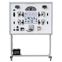 MSCAN 1 CAN BUS Training Board