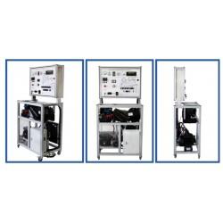 MSC2 Plataforma de Treinamento para o Sistema de Ar Condicionado e Ar Condicionado (Sistema com Válvula de Expansão)