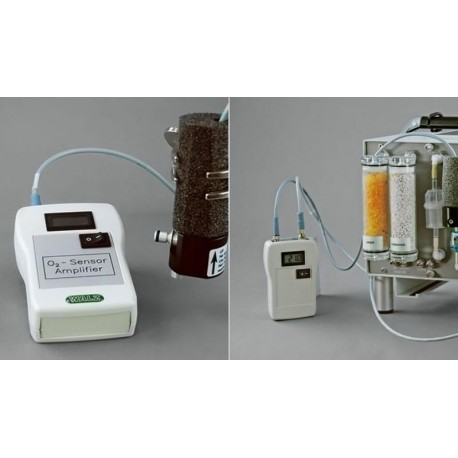 3080-O2 Sensor de Oxigeno WALZ