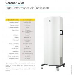 Genano5250 Purificação de Ar de Alto Desempenho