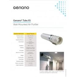 GenanoTubeXS Wall-Mounted Air Purifier