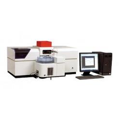 AAS210 Absorção Atômica, Tipo Totalmente Automático de Chama e Forno