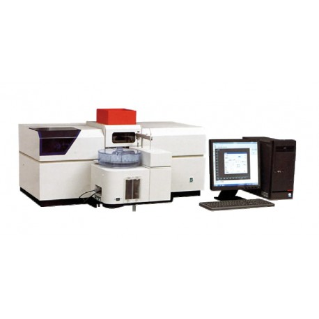 AAS210 Atomic Absorption, Fully Automatic Flame and Furnace Type