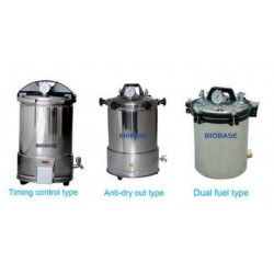 AO-BKM-P18(D) Portable Autoclave (Timing Control Type / Capacity: 18 L)