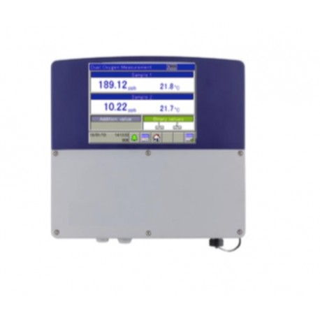 Alumi-TRACE Analizador Colorimétrico compacto, para medida continua de Aluminio