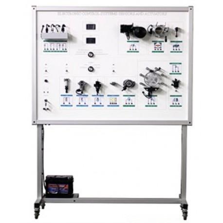 MSD 1 Plataforma de Entrenamiento de Sensores y Actuadores