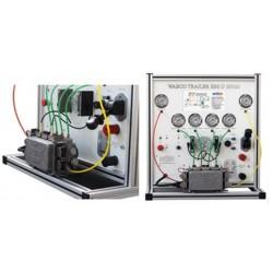 MSPS EBS D Sistema de Frenos Neumático de Camión con Sistema de Frenos con WABCO EBS D 2S / 2M