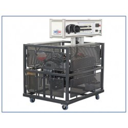MVTSI 1 Educational Working Engine Model with (TSI) Direct Petrol Injection