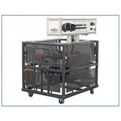 MVTSI 1 Modelo de Motor de Trabajo Educativo con Inyección Directa de Gasolina (TSI)