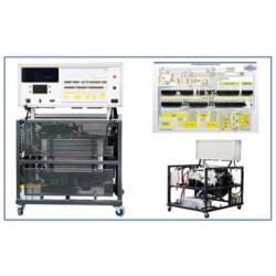 MVHY 1 Petrol/Electric HYBRID Technology Working Engine Model