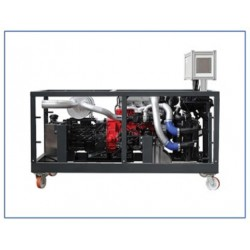 MVSPLD 1 Automotive Educational Engine Model with the Pump – Line – Nozzle (PLD) Fuel Supply System