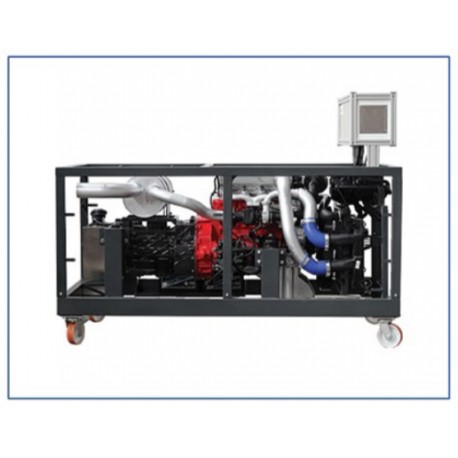 MVSPLD 1 Automotive Educational Engine Model with Pump–Line