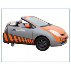 PMTPK-01 Modelo Funcional Tecnología Híbrida de la Versión  Cabrio de Toyota Prius II