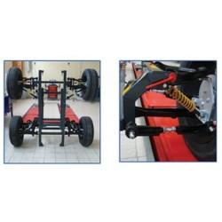 MSVAZ 1 Wheel Alignment Training Stand