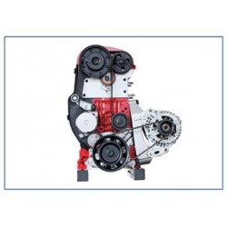 IVDB01 Petrol Engine Cutaway Model DOHC FSI