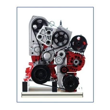 IVOD–CR01 Modelo Seccionado de Motor Diesel OHC (CR)
