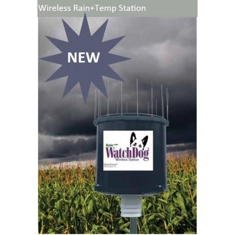 3200R2 Estación Inalámbrica de Lluvia + Temperatura WatchDog®
