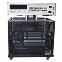 MVMPI2-Toyota-Engine Motor Educativo de Gasolina con Sistema de Inyección Multipunto (MPI) (EURO 4-5)
