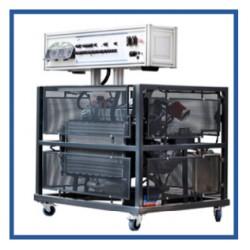 MVFSI 1 Modelo de Motor de Trabajo Educativo con Inyección Directa de Gasolina (FSI)