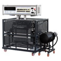 MVMPILPG 1 Motor Educativo de Gasolina con Sistema de GLP (MPI + LPG) EURO 3