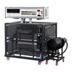 MVMPILPG2 Motor Educativo de Gasolina con Sistema de GLP (MPI + LPG) EURO 4
