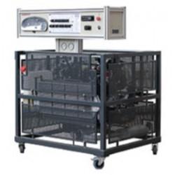 MVPD 1 Motor Diesel con Sistema de DP