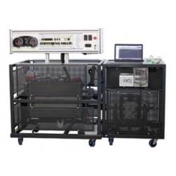 MVTSI+Dyno Motor Educativo de Gasolina con Sistema de Inyección Directa (TSI) EURO 5 + Dyno