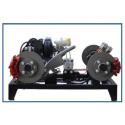 MSSS03 Braking System Rig (Bench Version)
