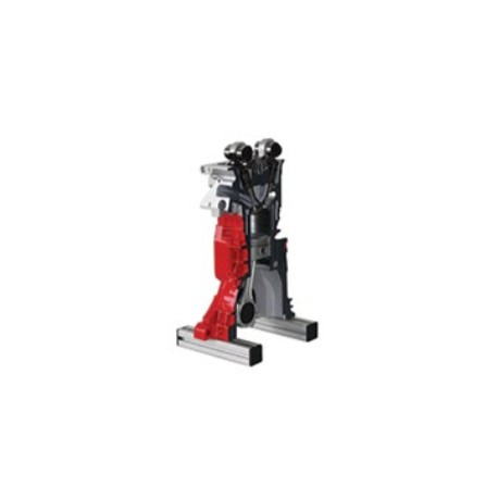 IVDB1/4 Modelo Seccionado de Motor de Gasolina DOHC ¼
