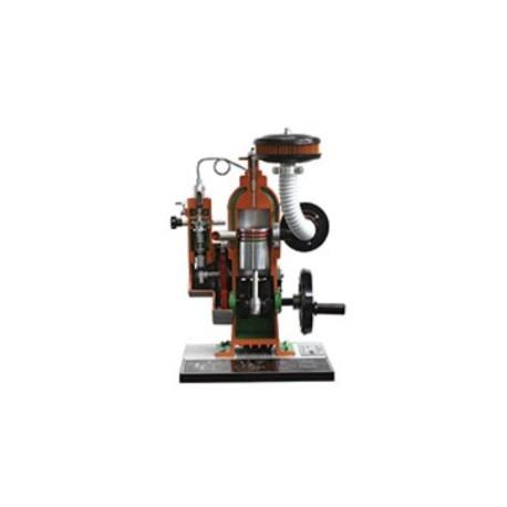 AE37100 Modelo Seccionado de Motor diesel de Inyección Directa de 2 Tiempos