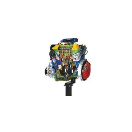 AE35205 Motor Seccionado de Gasolina de Cilindros 6V con Inyección Electrónica Multipunto