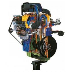 AE36010 Motor CHRYSLER Turbo Diesel 16 Válvulas com Intercooler (Common-Rail) (Suporte com Rodas) - Elétrico