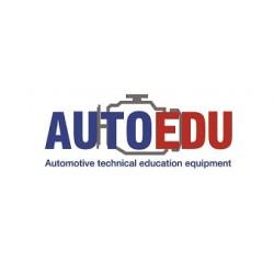 AEMBA170 Modelo Seccional do Motor Diesel Common Rail (DOHC) com Caixa de Velocidades Manual