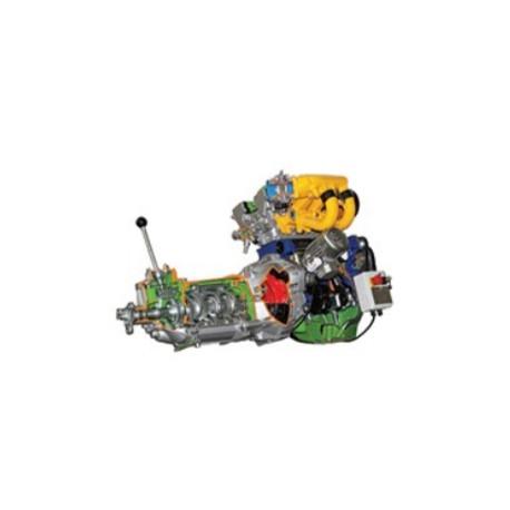 AE34805 Motor FIAT con Inyección Electrónica Multipunto 16 Válvulas con 4 Cilindros