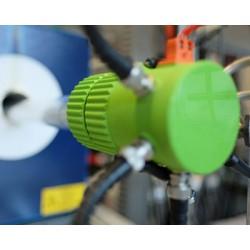 Plug&ProbeGreen Sonda con Clavija Verde (Cristal / 550 °C)