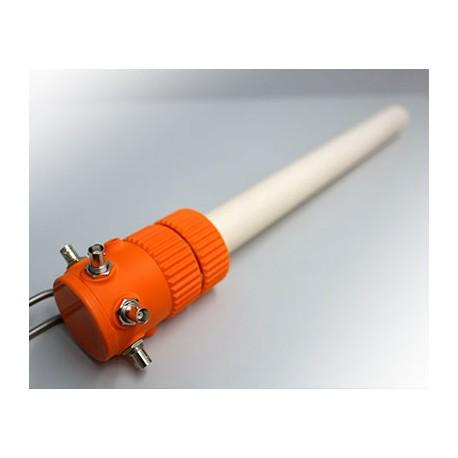 Plug&ProbeOranje Plug & Probe Ornage (Alumina / 1400 ° C)