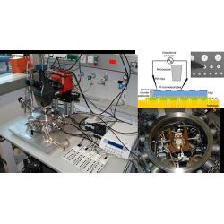 MicroelectrodeTS Estação de Teste de Microeletrodos