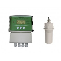 AO-UOL-A Ultrasonic Open Channel Level and Flow Meter Sensor
