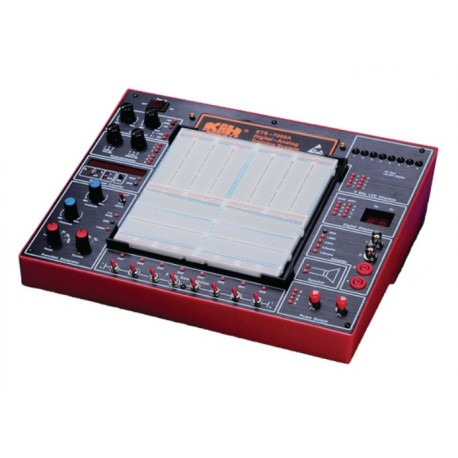 ETS-7000A Digital-Analog Electronics Training System