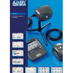 HD30.1 Spectroradiometer Datalogger (380nm-780nm)