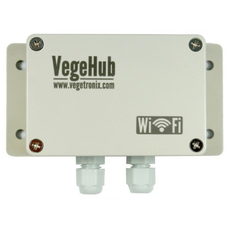 Mount Your Rugged and Waterproof VegeHub Anywhere.